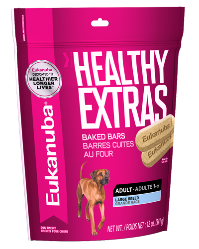 Picture of Eukanuba Healthy Extras Large Breed Adult Maintenance Baked Biscuits - 14 oz.
