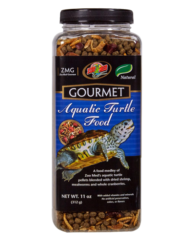 Picture of ZooMed Labs Gourmet Aquatic Turtle - 11 oz.