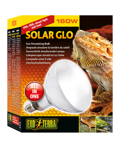 Picture of Exo Terra Solar Glo Vapor Lamp - 160 Watt