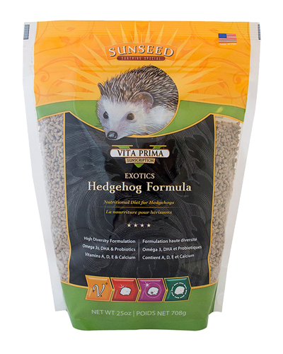 Picture of Sunseed Vita Prima Sunscription Exotics Hedgehog Formula - 25 oz.