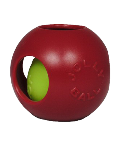 Picture of Jolly Pet Teaser Ball Red - 6""