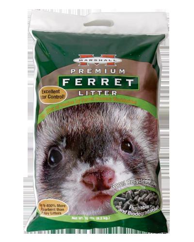 Picture of Marshall Premium Ferret Litter - 10 lb.