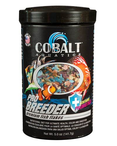 Picture of Cobalt Pro Breeder Flakes - 5 oz.