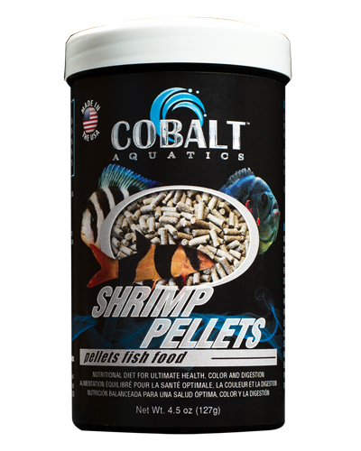 Picture of Cobalt Shrimp Pellets - 4.5 oz.