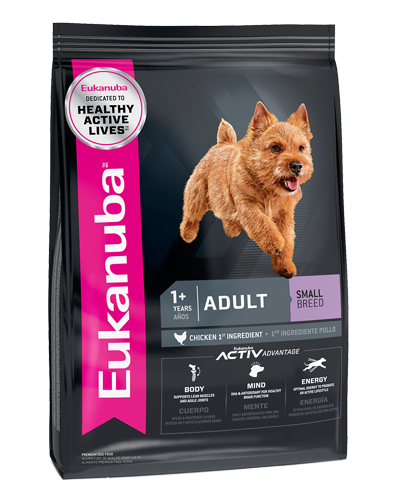 Picture of Eukanuba Lifestage Adult Small Breed Formula - 28 lb.