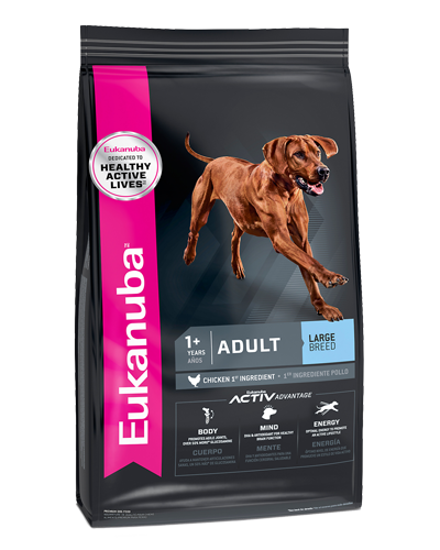 Picture of Eukanuba Lifestage Adult Large Breed Formula - 16 lb.