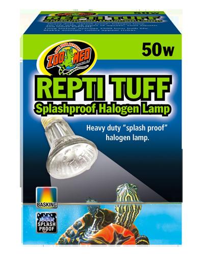 Picture of ZooMed Labs Repti Tuff Splashproof Halogen Lamp - 50 Watt