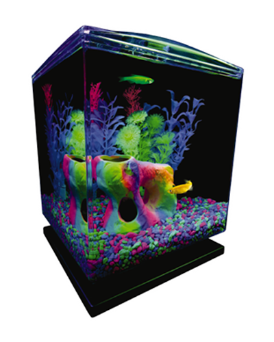 Picture of Tetra Glofish Aquarium Kit - 1.5 Gallon