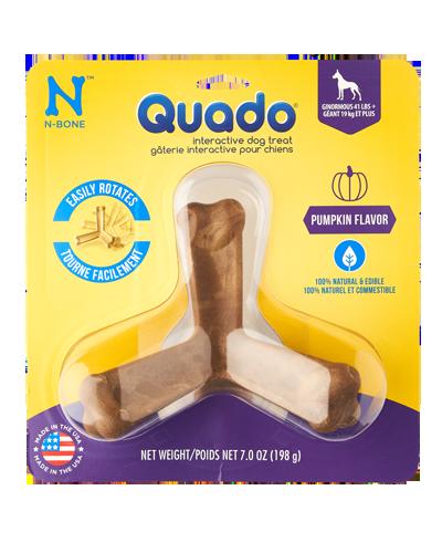 Picture of N-Bone Quado Pumpkin Flavor Large Chew