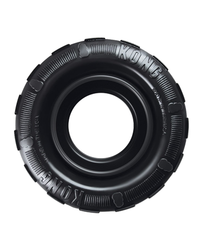 Picture of KONG Traxx Rubber Tire Small - 3.5""