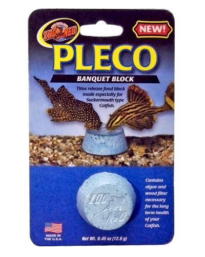 Picture of ZoomMed Labs Pleco Banquet Blocks - 0.45 oz.