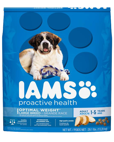 Picture of Iams ProActive Health Adult Optimal Weight - 29.1 lbs.
