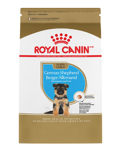 Picture of Royal Canin Puppy German Shepherd Formula - 30 lbs.