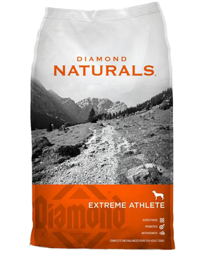 Picture of Diamond Naturals Extreme Athlete Adult Chicken & Rice - 40 lbs.