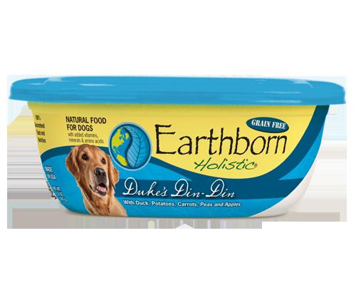 Picture of Earthborn Holistic Grain Free Duke's Din Din Duck Stew - 9 oz.