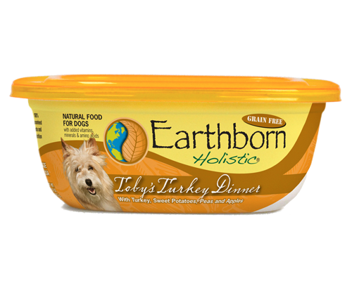Picture of Earthborn Holistic Grain Free Toby's Turkey Dinner - 9 oz.