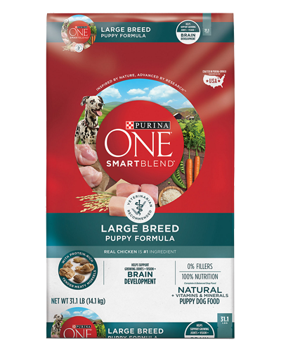 Picture of Purina One Smartblend Large Breed Puppy Formula - 31 lbs.