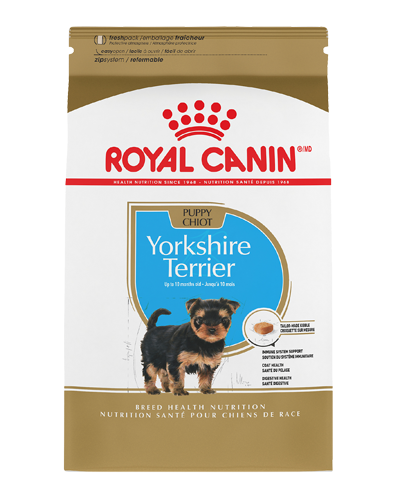 Picture of Royal Canin Puppy Yorkshire Terrier Formula - 2.5 lbs.