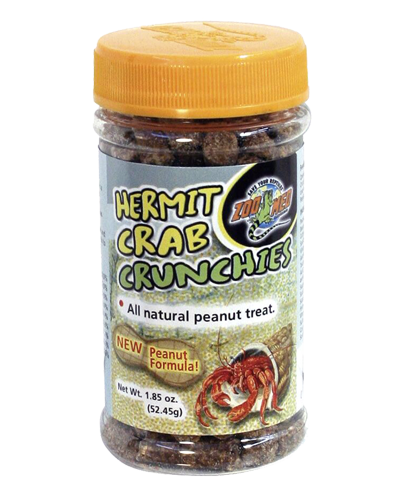 Picture of ZooMed Labs Hermit Crab Crunchies - 1.85 oz.