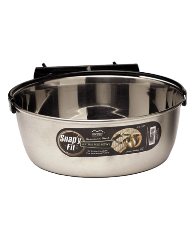 Picture of Midwest Snap'y Fit Stainless Steel Bowl 2 Quart