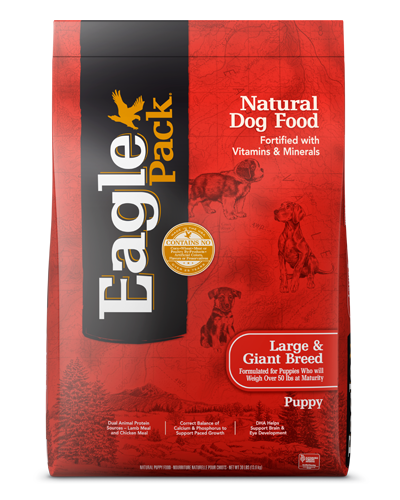 Picture of Eagle Pack Original Large & Giant Breed Puppy - 30 lbs.