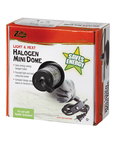 Picture of Zilla Halogen Mini Dome Light