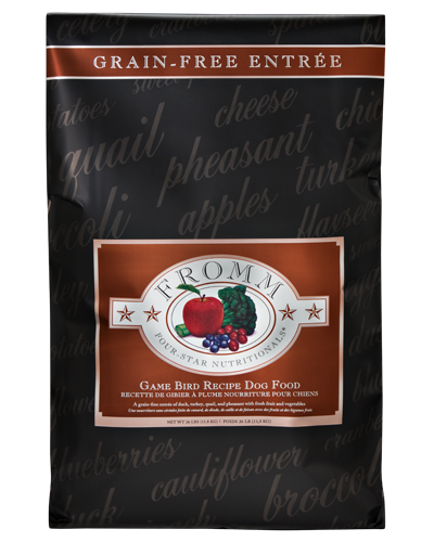 Picture of Fromm Four Star Grain Free Game Bird Recipe Entrée - 26 lb.