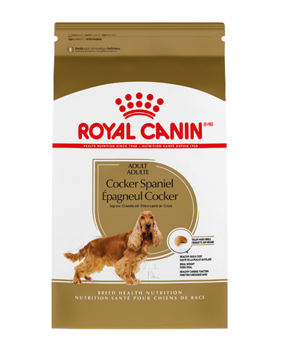 Picture of Royal Canin Adult Cocker Spaniel Formula - 25 lbs.