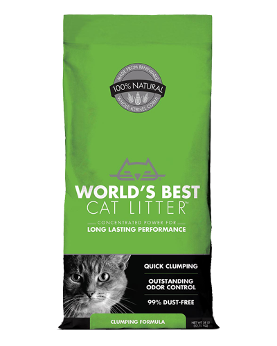 Picture of World's Best Cat Litter Clumping Litter - 28 lb.