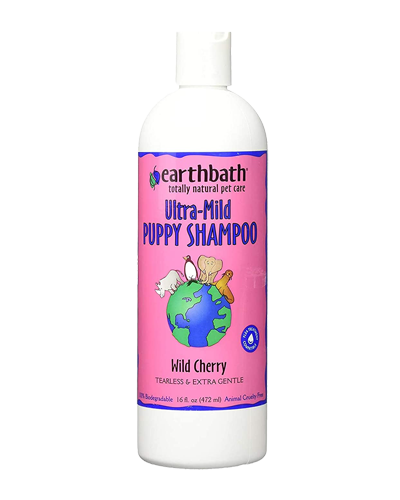 Picture of Earthbath Puppy Shampoo - 16 oz