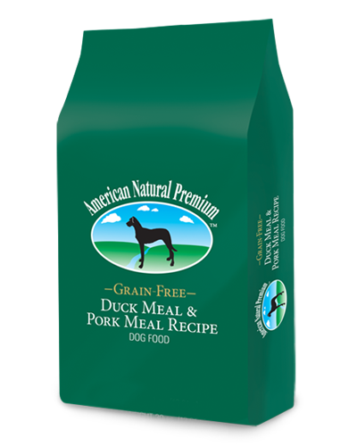 Picture of American Natural Premium Grain Free Duck & Pork - 4 lbs.