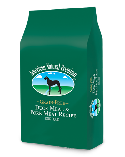 Picture of American Natural Premium Grain Free Duck & Pork - 12 lbs.