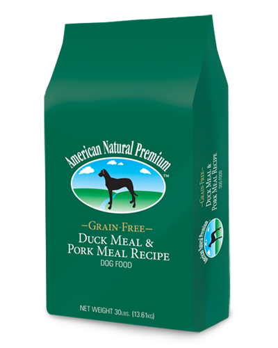 Picture of American Natural Premium Grain Free Duck & Pork - 30 lbs.