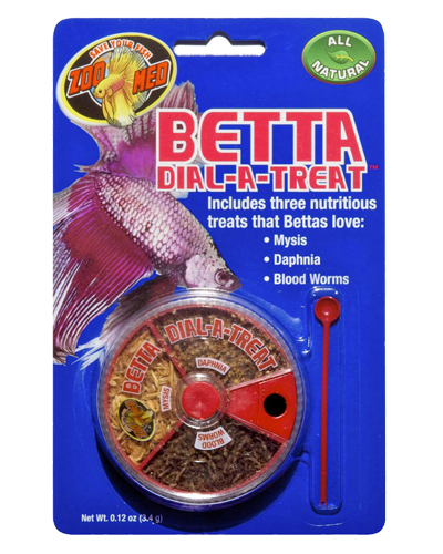 Picture of ZooMed Labs Betta Dial-A-Treat - 0.12 oz.