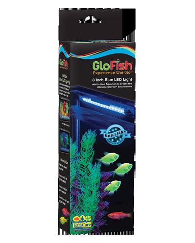 """Picture of GloFish Blue LED Light Stick - 8"""""""
