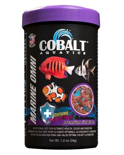 Picture of Cobalt Marine Omni Flakes - 1.2 oz.
