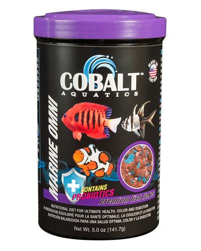 Picture of Cobalt Marine Omni Flakes - 5 oz.