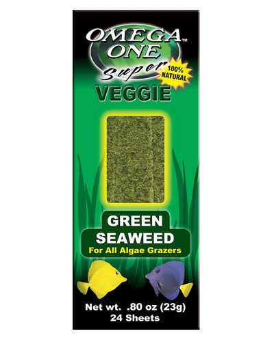 Picture of Omega One Super Veggie Green Seaweed 24 ct - 0.80 oz.