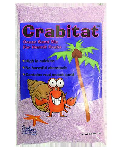 Picture of CaribSea Crabitat Hermit Crab Sand - 2.2 lb.