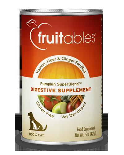Picture of Fruitables Pumpkin Superblend Digestive Supplement - 15 oz