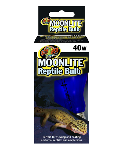Picture of ZooMed Labs Moonlite Bulb - 40 Watt