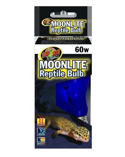Picture of ZooMed Labs Moonlite Bulb - 60 Watt