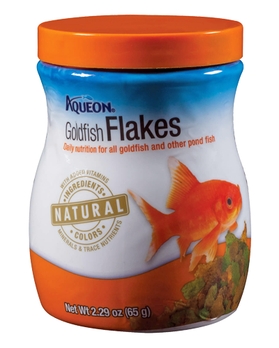 Picture of Aqueon Goldfish Flakes - 2.29 oz.