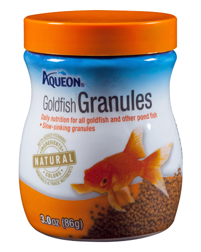 Picture of Aqueon Goldfish Granules - 3 oz.