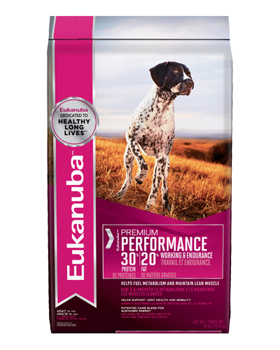 Picture of Eukanuba Premium Performance: Sporting and Hunting Dog 30/20 Formula - 29 lb.