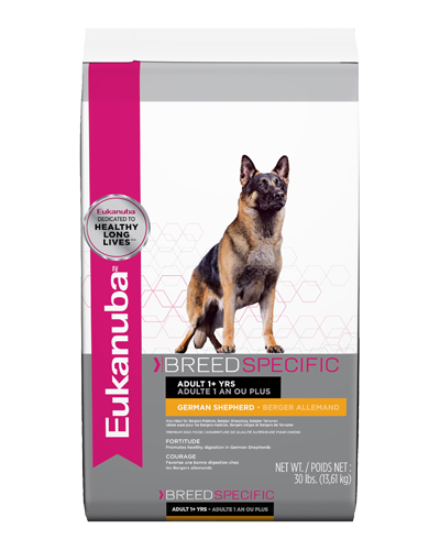 Picture of Eukanuba Breed Specific Adult German Shepherd Formula - 30 lb.