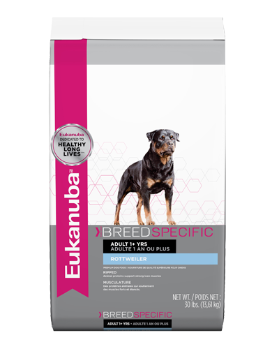Picture of Eukanuba Breed Specific Adult Rottweiler Formula - 30 lb.