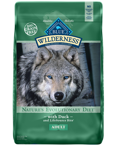 Picture of Blue Buffalo Wilderness Grain Free Duck - 11 lb.