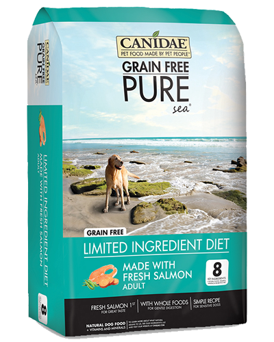 Picture of Canidae Grain Free PURE Sea Fresh Salmon Formula - 24 lb.