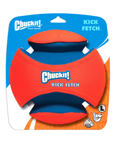 Picture of ChuckIt! Kick Fetch Ball Large - 8""